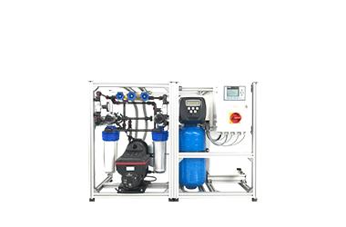 Trinkwasseraufbereitung ExoClean-D